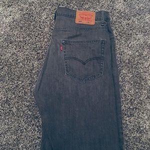 Men's Levi's  jeans shorts